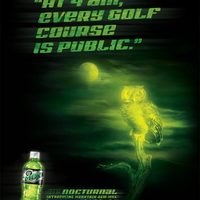 The new Moutain Dew MDX ads