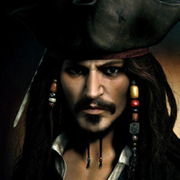 Captain Jack Sparrow by JPRart